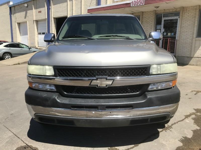 Chevrolet Silverado 2500HD 2002 price $8,500