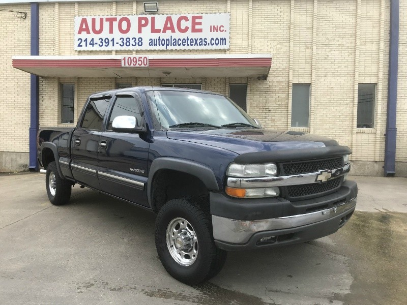 Chevrolet Silverado 2500HD 2002 price $6,990