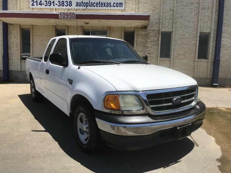 Ford F-150 Heritage 2004 price $3,990