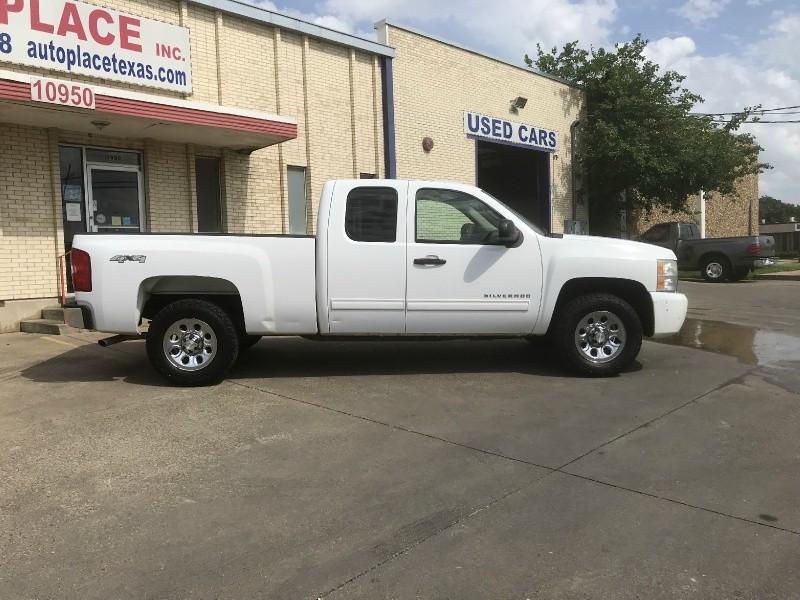 Chevrolet Silverado 1500 2011 price $9,990