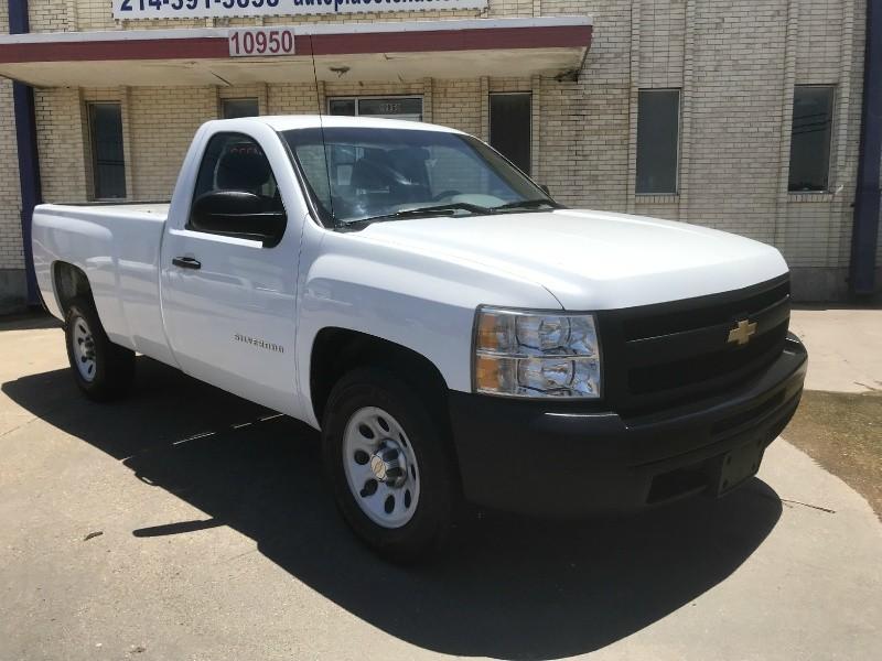 Chevrolet Silverado 1500 2013 price $8,990