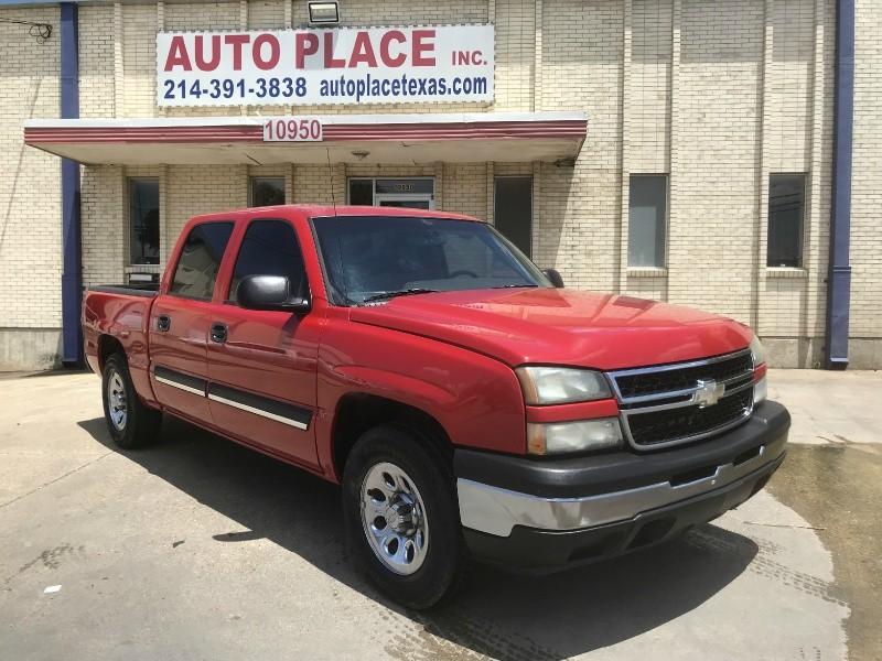 Chevrolet Silverado 1500 Classic 2007 price $5,990