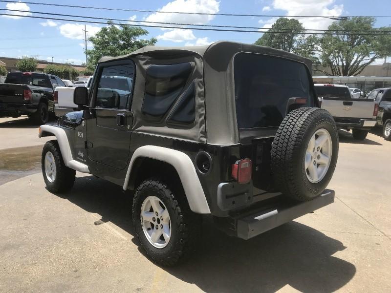 Jeep Wrangler 2006 price $8,990