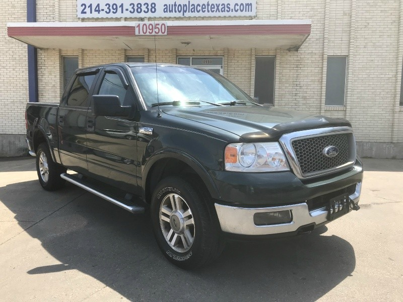 Ford F-150 2005 price $7,990