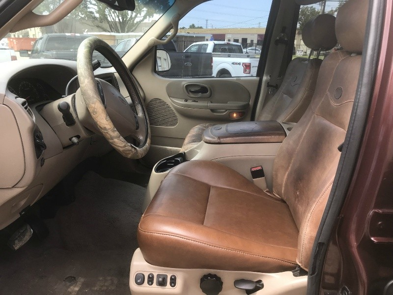 Ford F-150 SuperCrew 2001 price $4,990