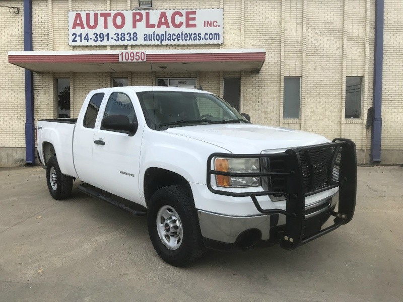 GMC Sierra 2500HD 2009 price $8,500