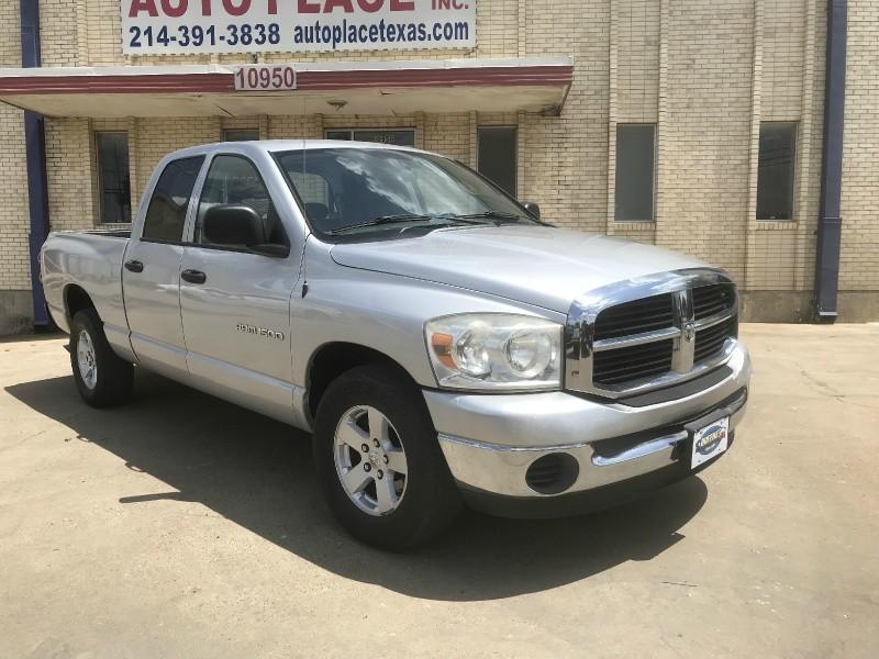 Dodge Ram 1500 2007 price $8,500