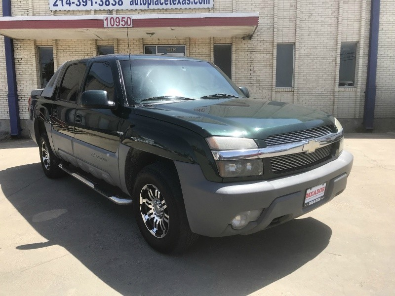 Chevrolet Avalanche 2002 price $5,500