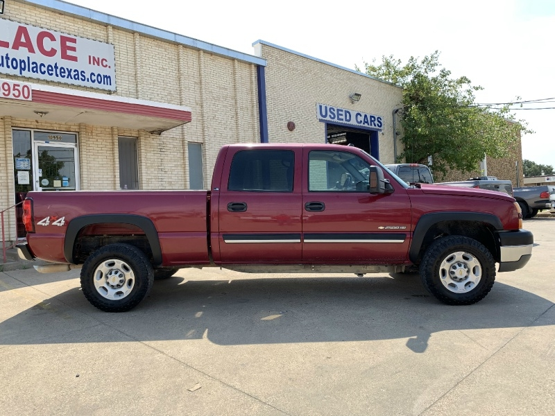 Chevrolet Silverado 2500HD 2005 price $8,500