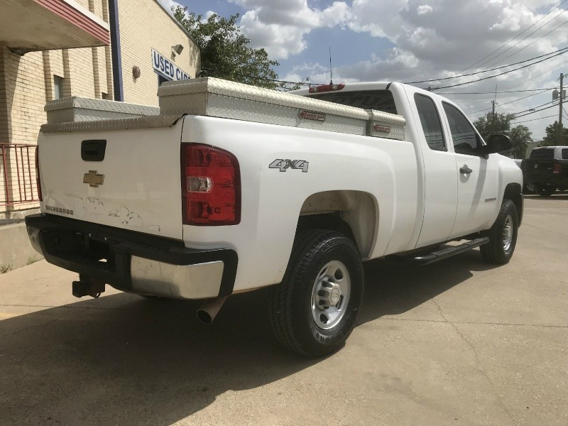Chevrolet Silverado 2500HD 2007 price $9,500