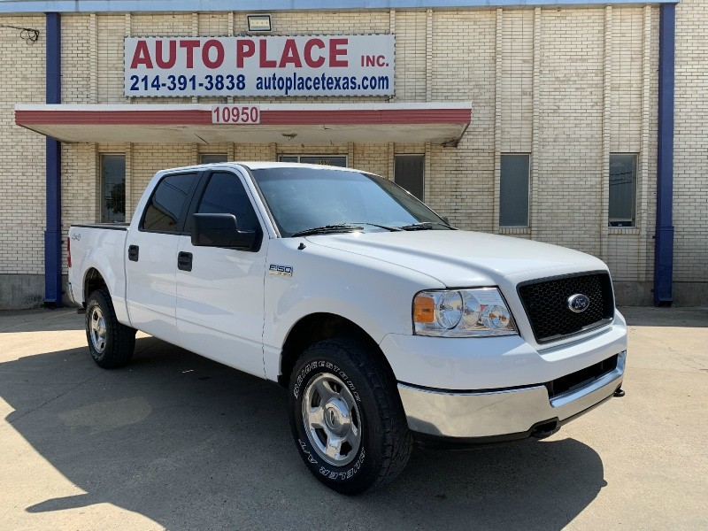 Ford F-150 2005 price $5,990