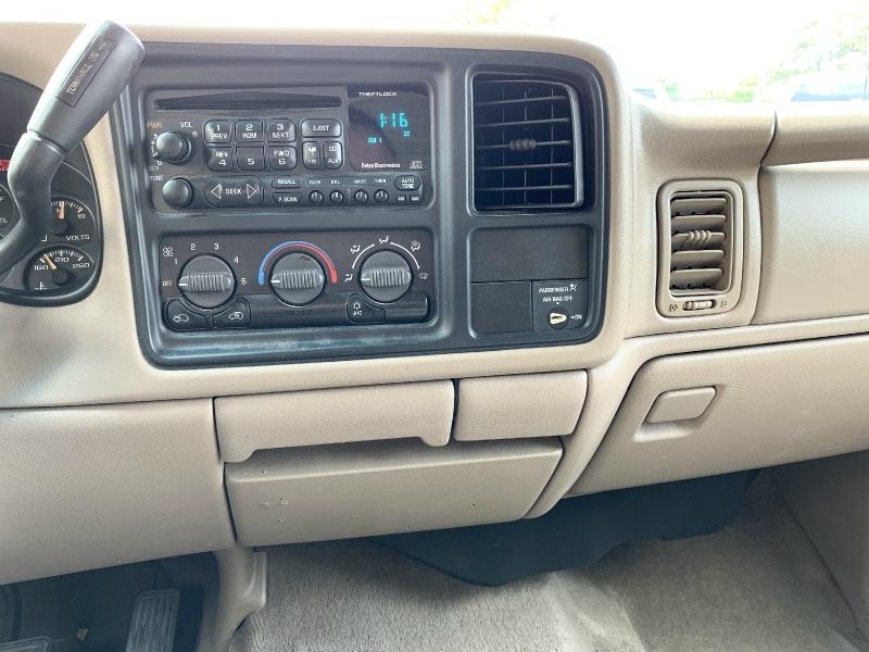 Chevrolet Silverado 1500 2002 price $4,500