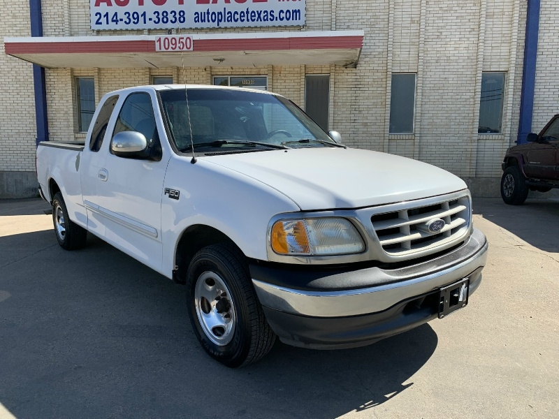 Ford F-150 1999 price $3,990
