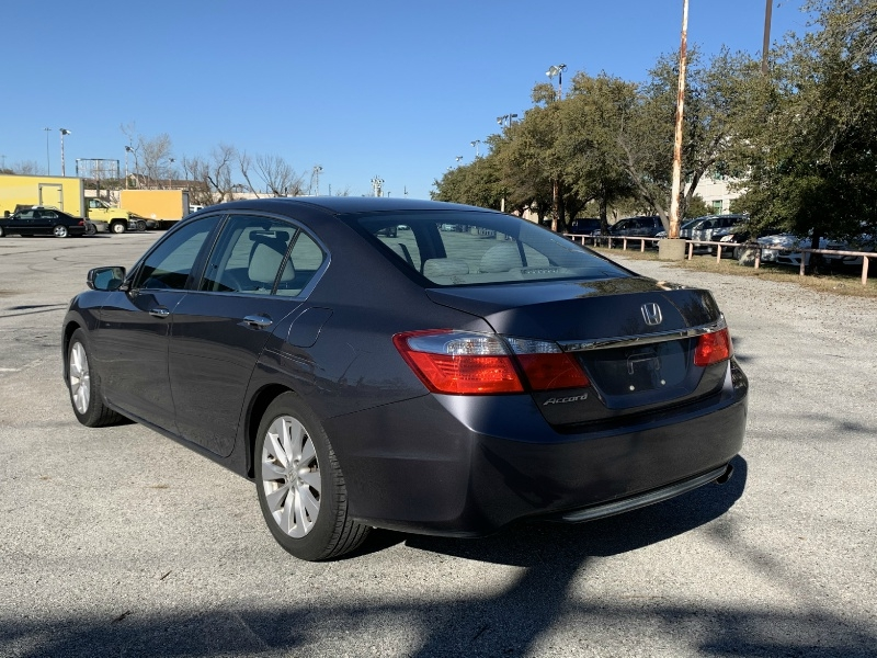 Honda Accord Sedan 2014 price $8,500
