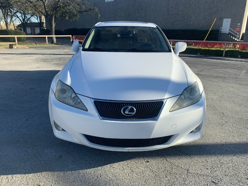 Lexus IS 250 2007 price $7,500