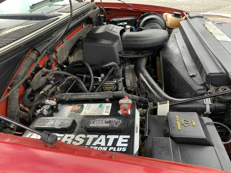Ford F-150 SuperCrew 2001 price $5,990