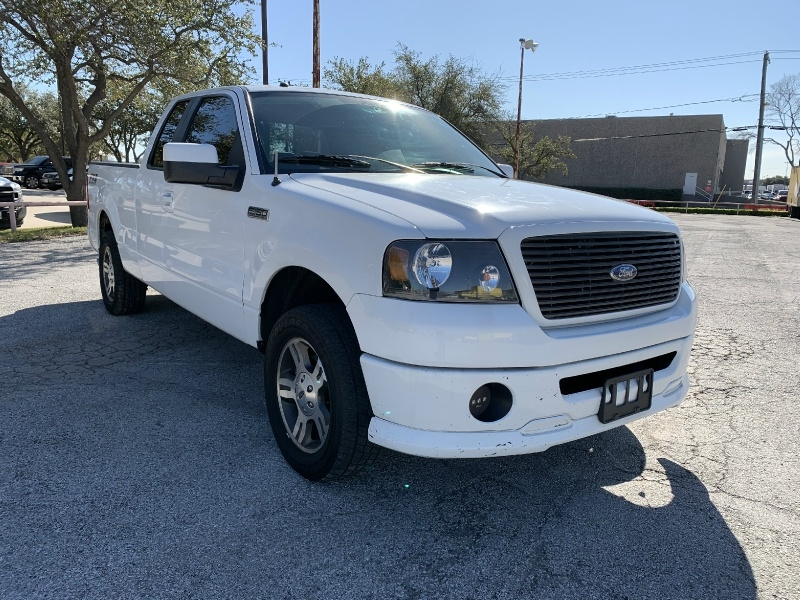 Ford F-150 2007 price $5,990