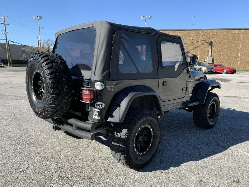 Jeep Wrangler 2000 price $7,990