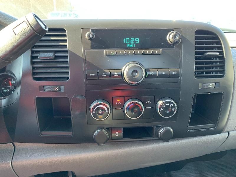 Chevrolet Silverado 1500 2012 price $6,990