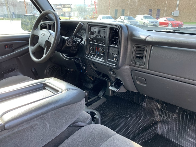 Chevrolet Silverado 2500HD Classic 2007 price $6,990