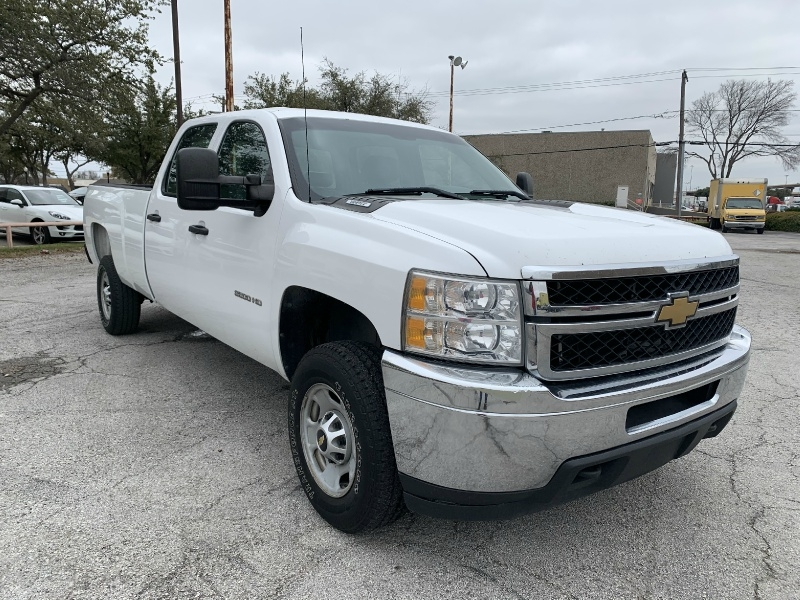 Chevrolet Silverado 2500HD 2012 price $8,990