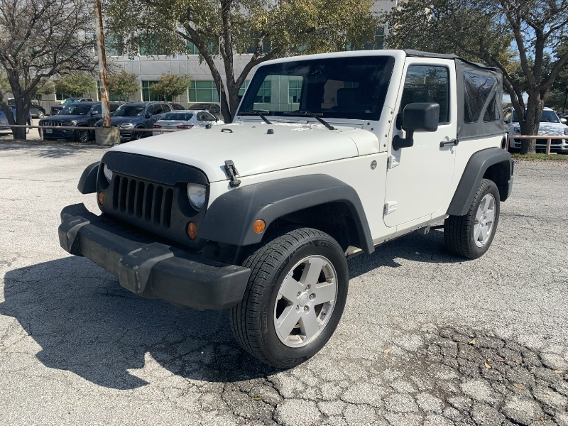 Jeep Wrangler 2009 price $13,990