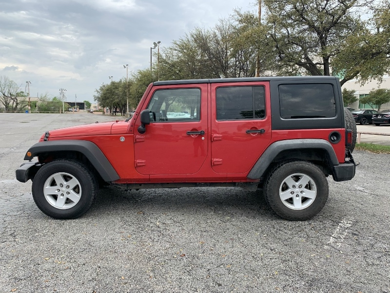 Jeep Wrangler 2008 price $10,990
