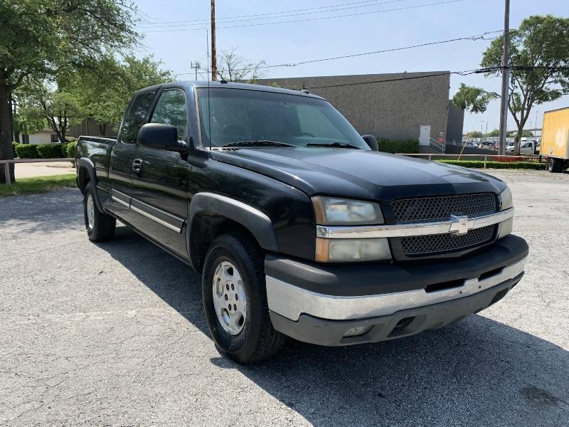 Chevrolet Silverado 1500 2003 price $6,500