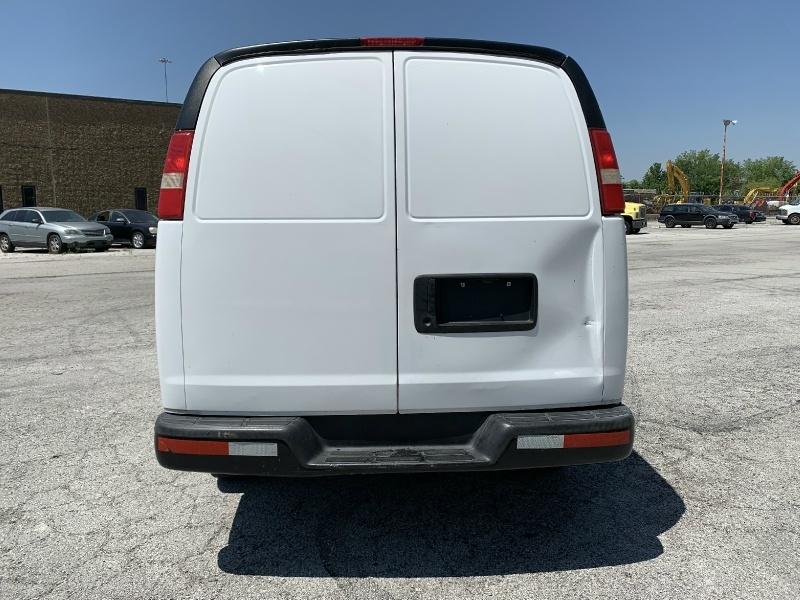 Chevrolet Express Cargo Van 2010 price $0