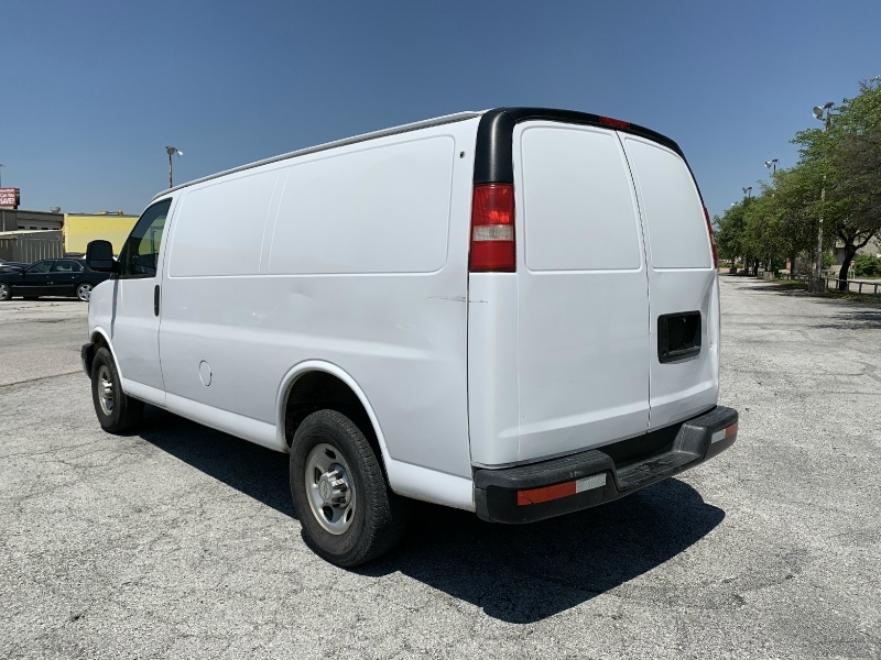 Chevrolet Express Cargo Van 2010 price $0