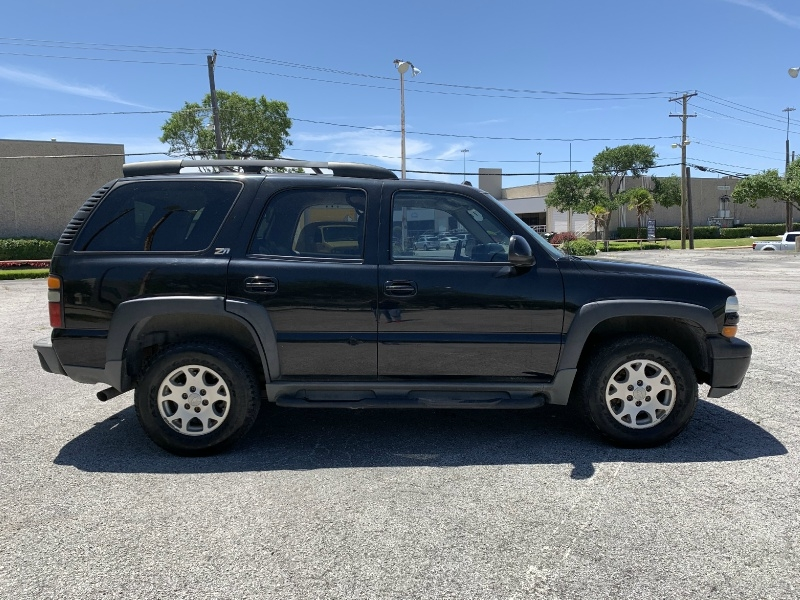 Chevrolet Tahoe 2004 price $4,990