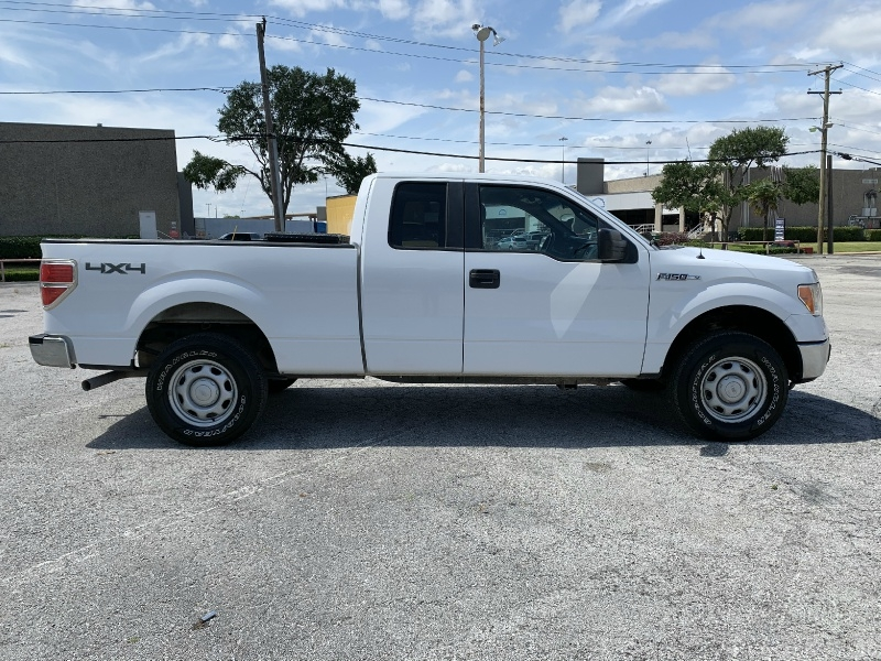 Ford F-150 2013 price $8,990