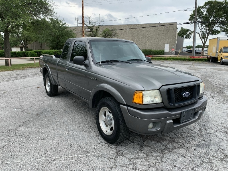 Ford Ranger 2004 price $4,990