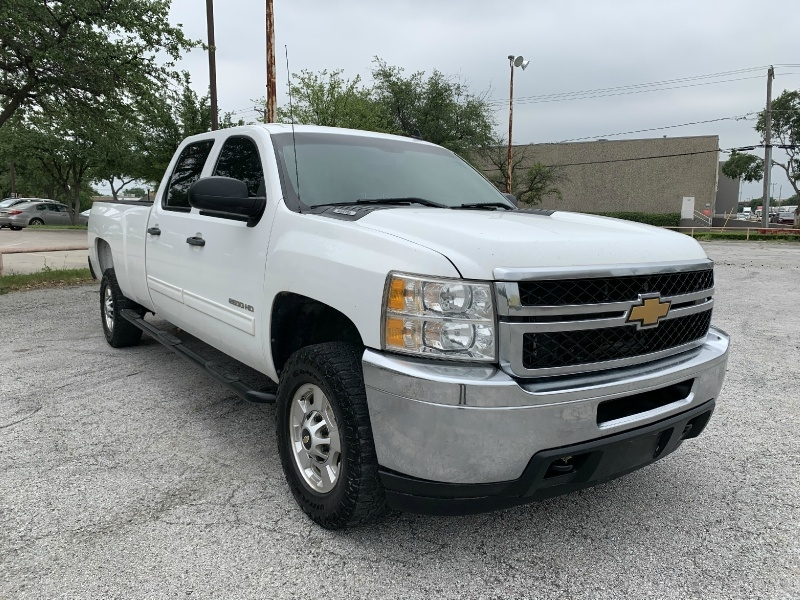 Chevrolet Silverado 2500HD 2013 price $9,990