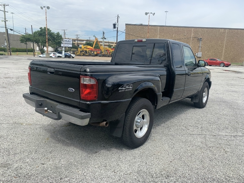 Ford Ranger 2001 price $5,990