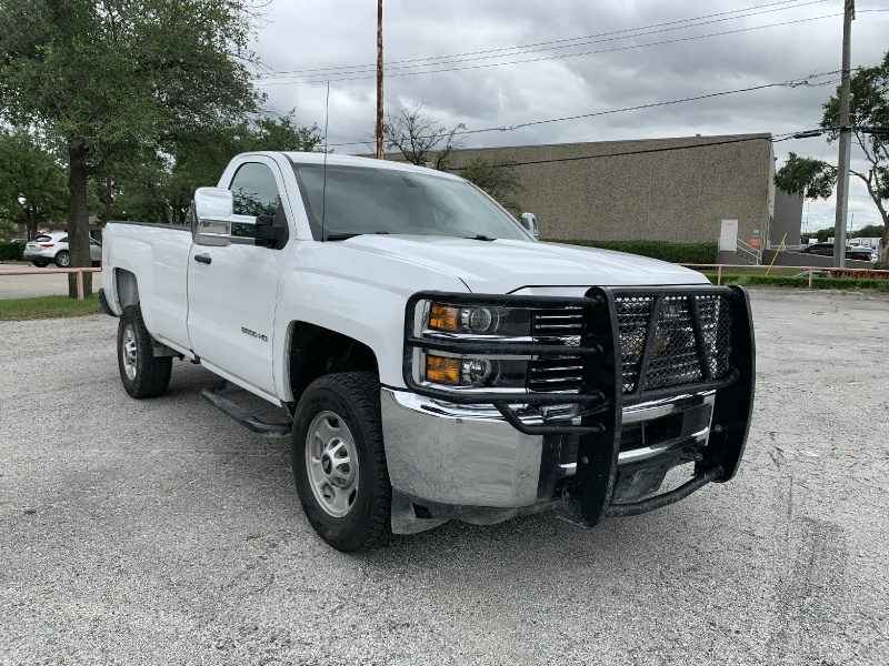 Chevrolet Silverado 2500HD 2017 price $12,990