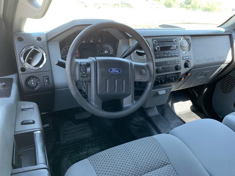 Ford Super Duty F-250 SRW 2012 price $8,990