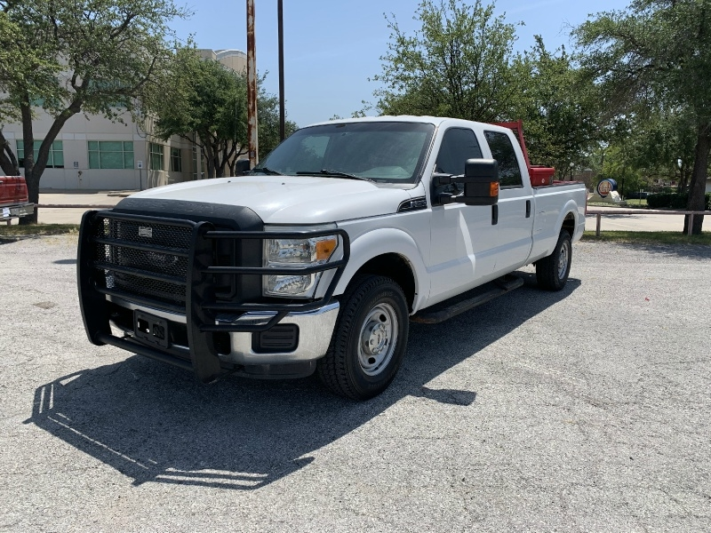 Ford Super Duty F-250 SRW 2012 price $7,990