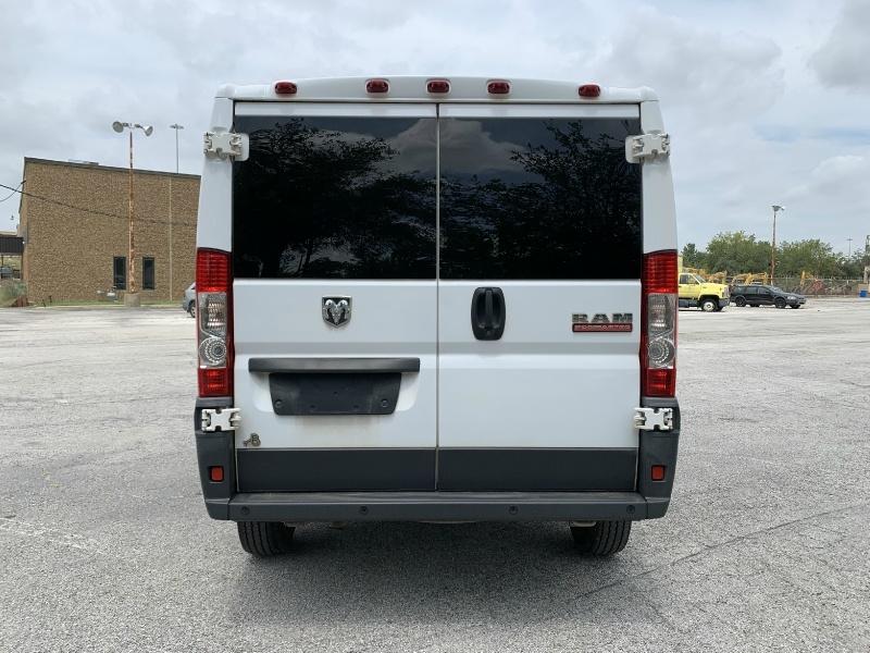 RAM ProMaster Cargo Van 2015 price $12,500