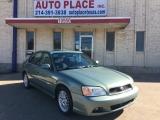 Subaru Legacy Sedan 2003