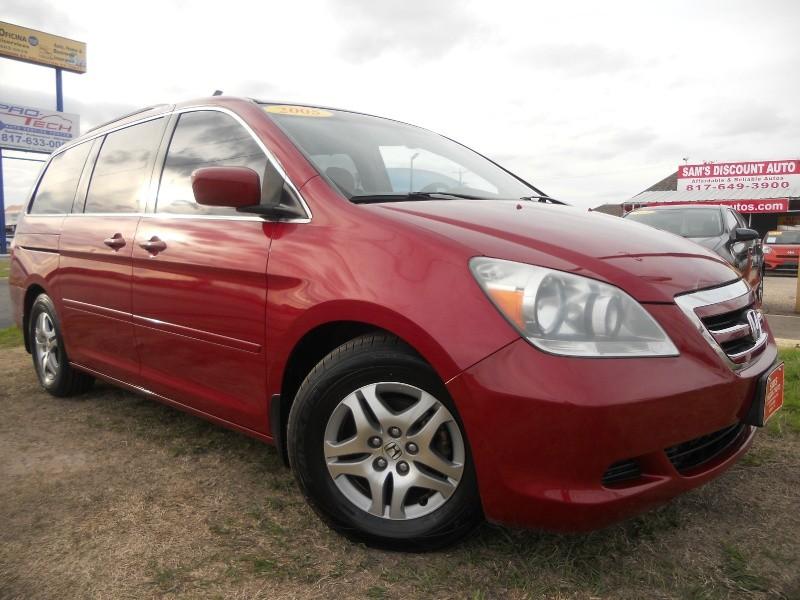 Honda Odyssey 2005 price $4,944