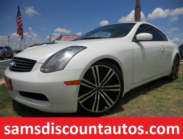 2004 Infiniti G35 Coupe 2dr Cpe Auto Leather Wnavi Inventory