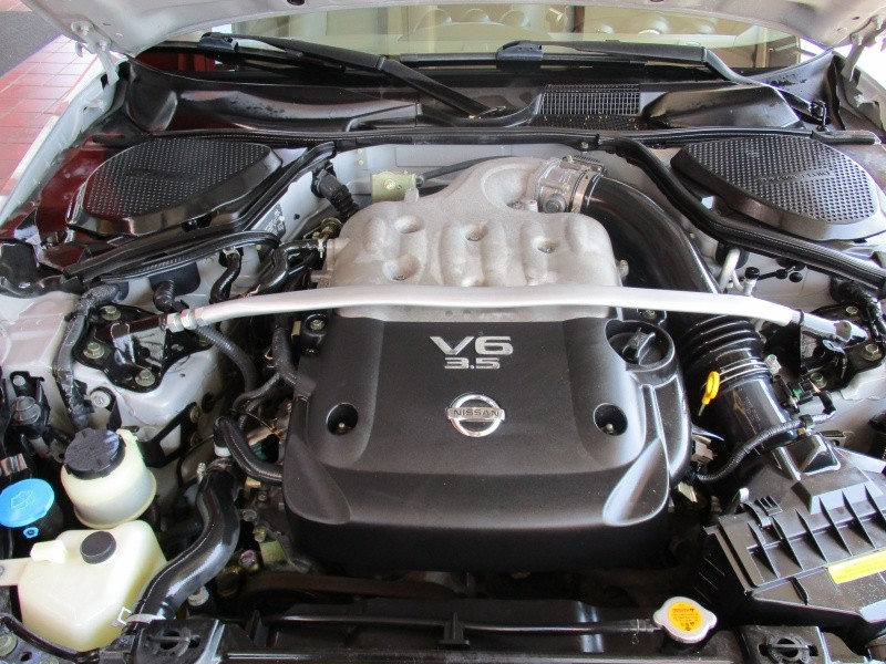 Nissan 350Z 2003 price $6,700