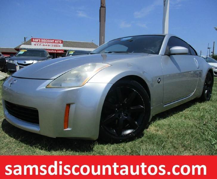 2003 nissan 350z 2dr cpe auto touring low mileage!!! - inventory