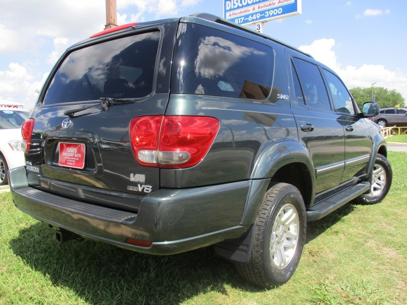 Toyota Sequoia 2006 price $6,444