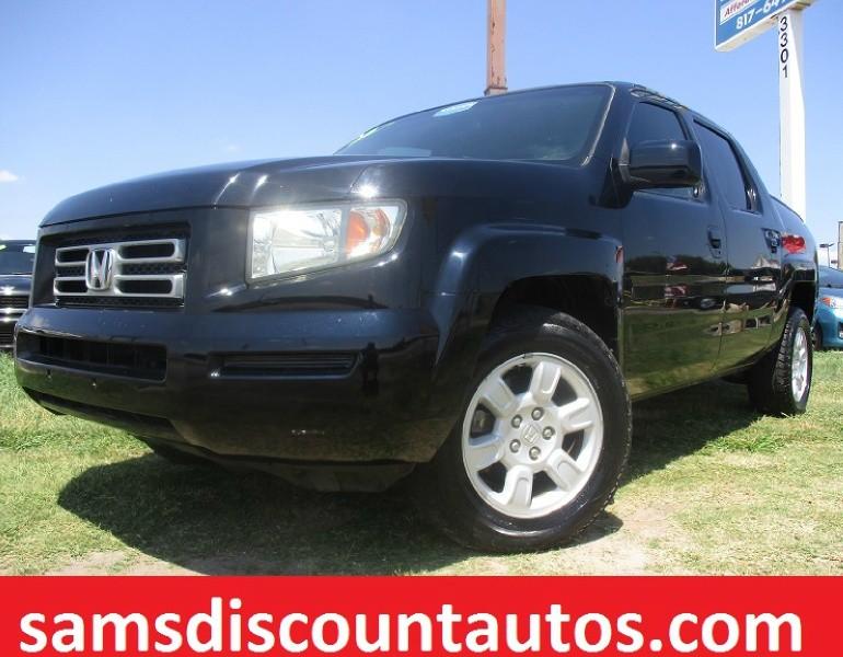 Honda Ridgeline 2006 price $8,700