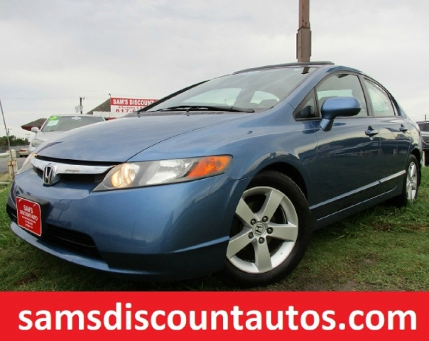 2008 Honda Civic Sdn