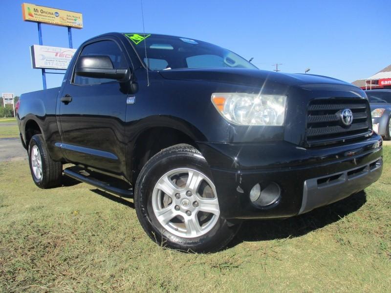 Toyota Tundra 2007 price $8,250