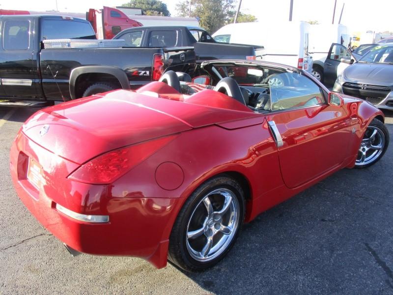 Nissan 350Z 2006 price $8,650