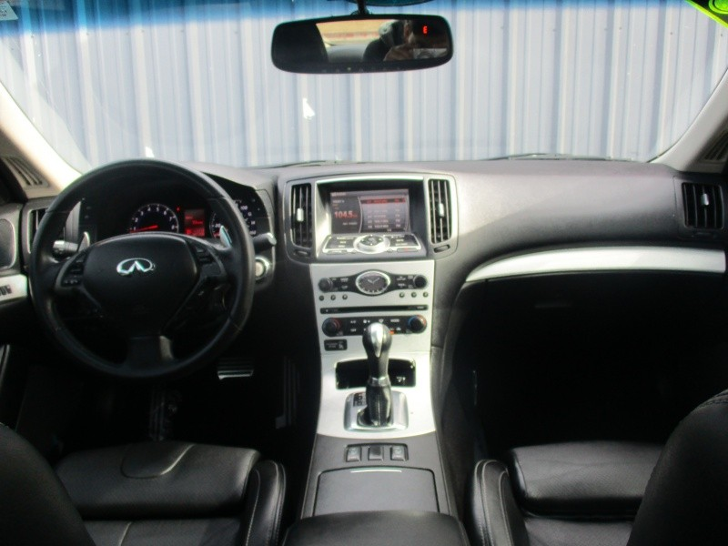 Infiniti G37 Coupe 2008 price $9,444